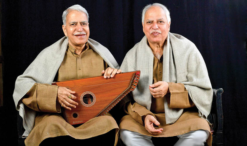 Rajan and Sajan Mishra